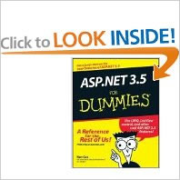 ASP.NET 3.5 For Dummies Review