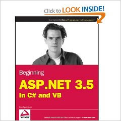 Beginning ASP.NET 3.5: In C# and VB Review