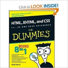 HTML, XHTML, and CSS All-in-One Desk Reference For Dummies Review
