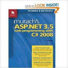 Murach's ASP.NET 3.5 Web Programming with C# 2008 Review