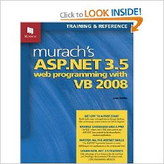 Murach's ASP.NET 3.5 Web Programming with VB 2008 Review