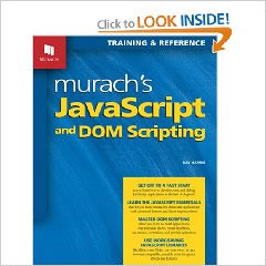 Murach's JavaScript and DOM Scripting Review