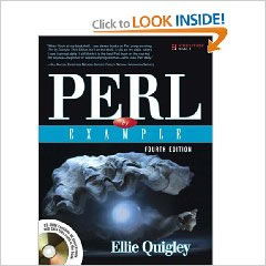 Perl by Example Review