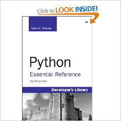 Python Essential Reference Review