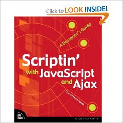 Scriptin' with JavaScript and Ajax: A Designer's Guide Review